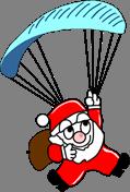Weihnachtsfeier des Gleitschirmvereins Nahe Glan e.V.