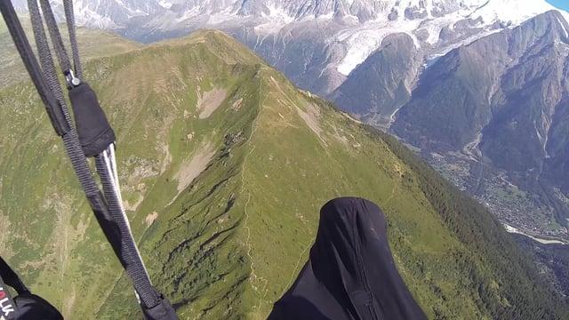 Von Annecy nach Chamonix 7.8.2015